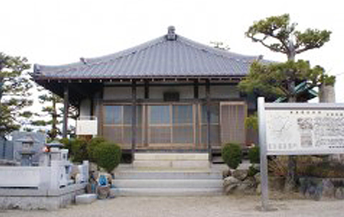 国指定重要文化財 蓮海寺1
