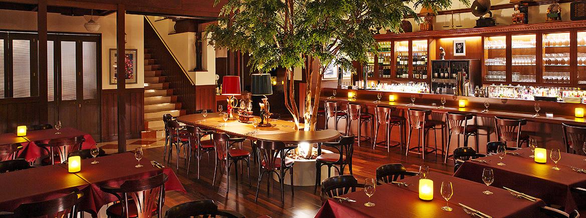 RESTRANT&LOUNGE レストラン・ラウンジ